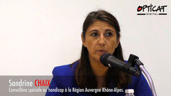 """Sandrine Chaix : """"Les ESAT sont un maillon essentiel de l'inclusion"""""""