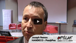 """Joseph Ramos (Handeco-Pas à Pas) : """"Ensemble, les ESAT et EA peuvent répondre à des marchés nationaux"""""""