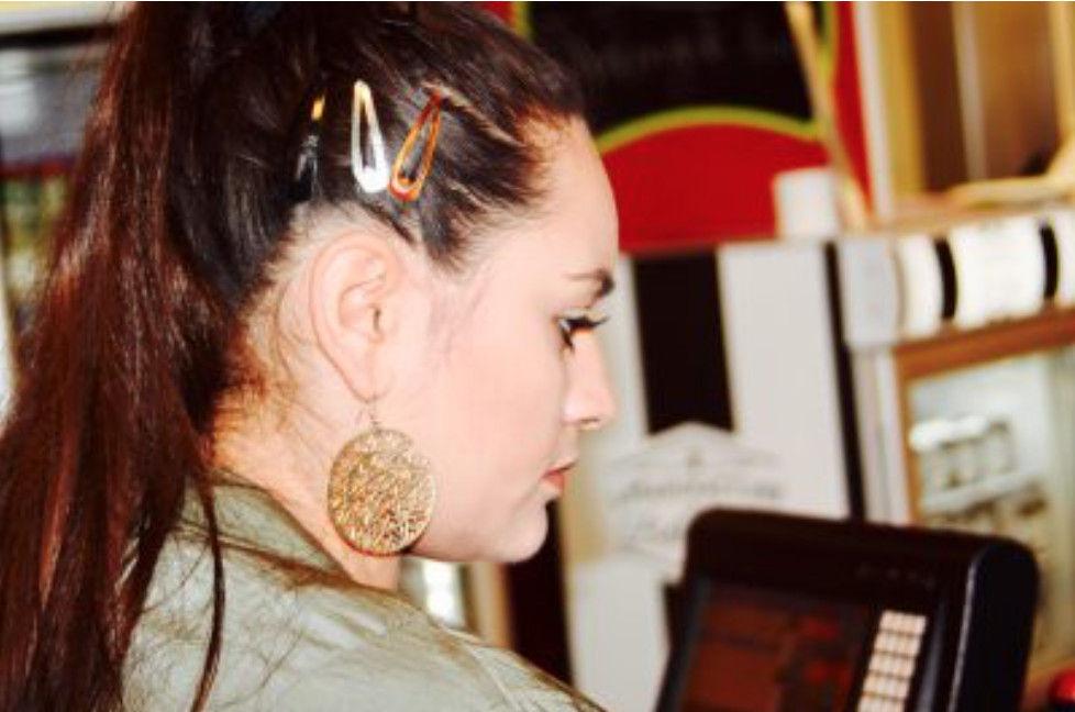 Mélissa Krifa, de cuisinière à monitrice d'atelier à ISATIS Carré Rouge