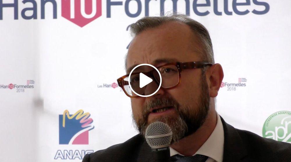 """Christophe Itier """"L'Economie Sociale et Solidaire peut résoudre un certain nombre de problèmes"""""""