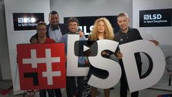 Un média sportif consacre une émission TV au champion trisomique isérois, Clément Colomby !