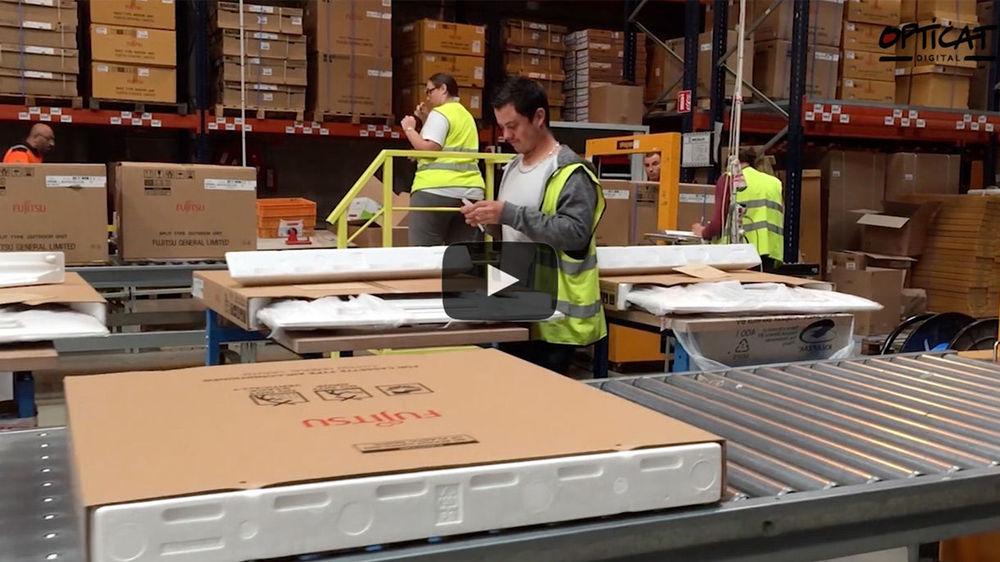 #Isère Yusen Logistics, entreprise mondiale exemple d'intégration de personnes en situation de handicap
