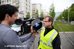 #Vidéo Quand les travailleurs du CPDS entretiennent les voies du TRAM