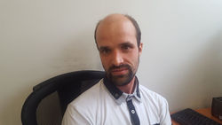 """Sylvain Gardent (ouvrier en ESAT): """"J'ai pris conscience de mes difficultés"""""""