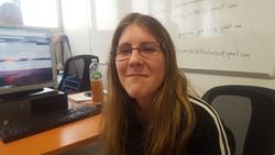 """Delphine Girardon (ouvrière en ESAT): """"J'ai appris à surmonter ma timidité"""""""