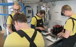 Des travailleurs handicapés brassent une des meilleures bières de France !