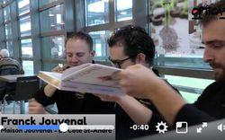 """F.Jouvenal, meilleur pâtissier M6 : """"Un grand plaisir de travailler avec Carré Rouge"""" (ESAT Isatis)"""