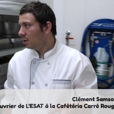 #Vidéo L'insertion par la restauration pour Clement