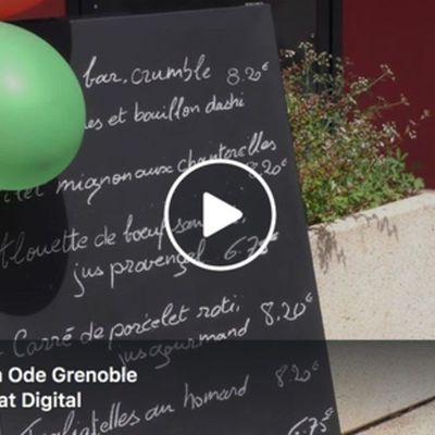 Cafétéria l'Ode à Grenoble, 10 ans d'emploi de personnes en situation de handicap