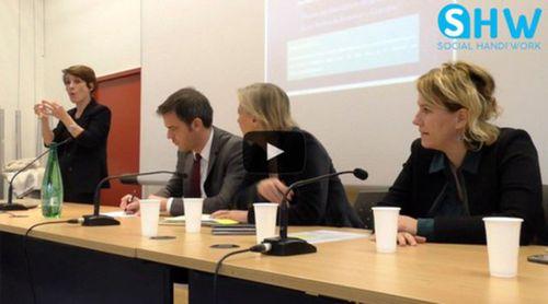 Grand Débat à Grenoble sur l'inclusion et le handicap