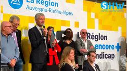 """""""Accidentés de la vie"""" Grande cause Rhône-Alpes-Auvergne 2019"""