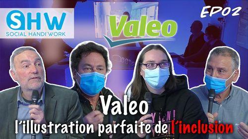 #Inclusion #TV EP02 : Valeo, l'illustration parfaite